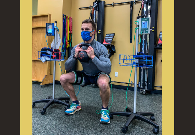 Return to Your Sport Faster with Blood Flow Restriction